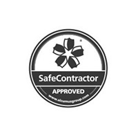 Hall & Kay Fire Engineering Safe Contractor Logo